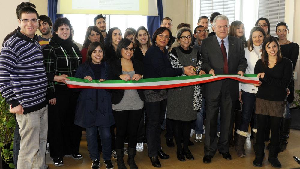 inaugurato l 39 istituto tecnico superiore per il turismo e