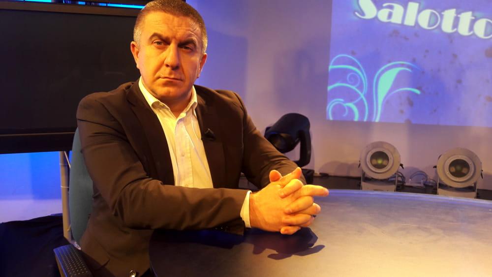 Il presidente di Romagna Acque Bernabe: