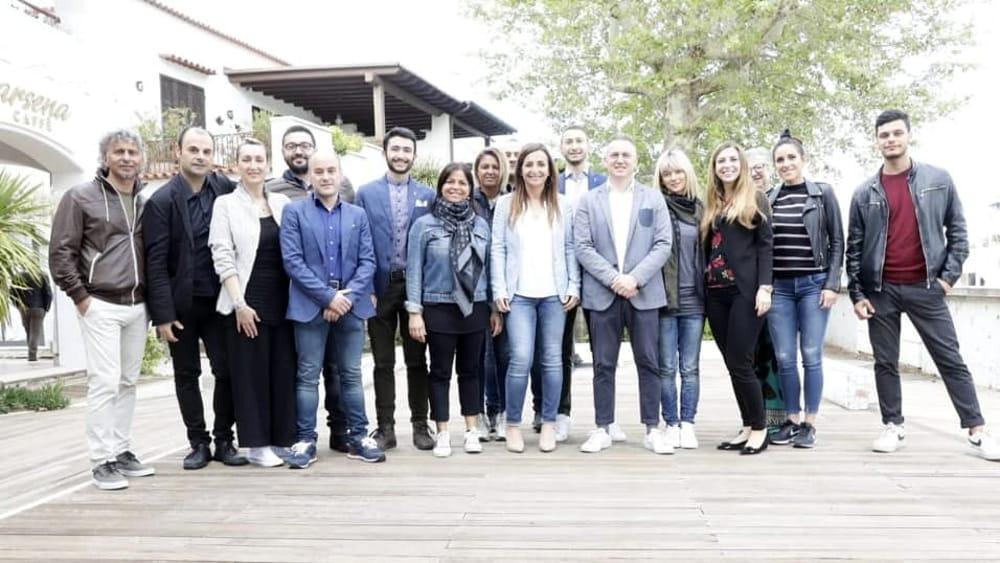 """12ef1ade15 Sostenuta da Lega, Forza Italia e Popolo per la Famiglia, la Pontis ha le idee  molto chiare in proposito: """"Prioritaria ..."""